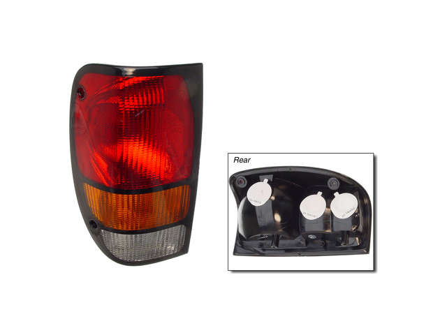 Mazda Tail Light > Mazda B4000 Tail Light Assembly