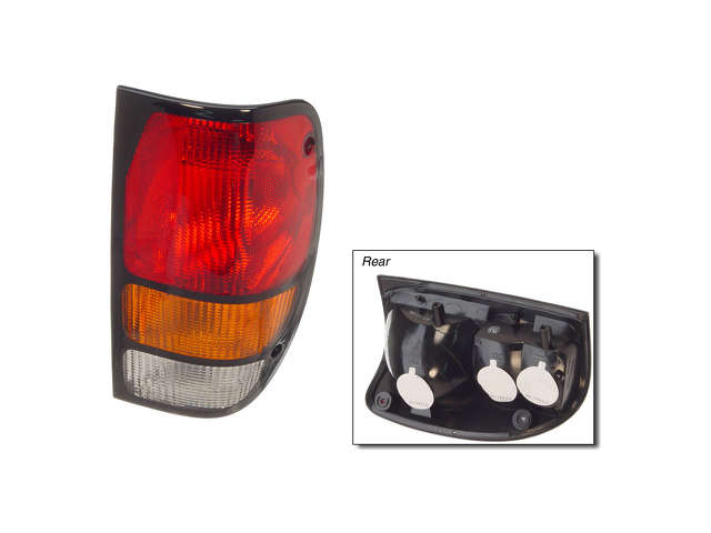 Mazda B3000 Tail Light > Mazda B3000 Tail Light Assembly