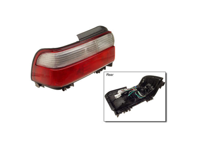 Toyota Tail Light Assembly > Toyota Corolla Tail Light Assembly