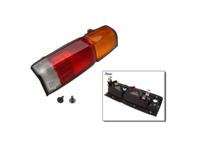 Nissan Hardbody Tail Light Lens > Nissan Hardbody Tail Light Lens