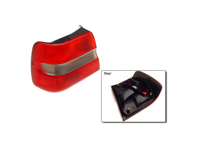 Volvo Tail Light Lens > Volvo S70 Tail Light Lens