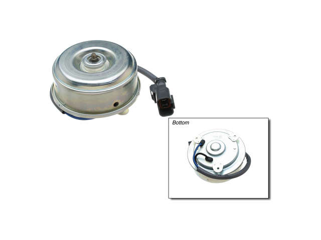 Acura Sunroof Motor > Acura MDX AC Condenser Fan Motor