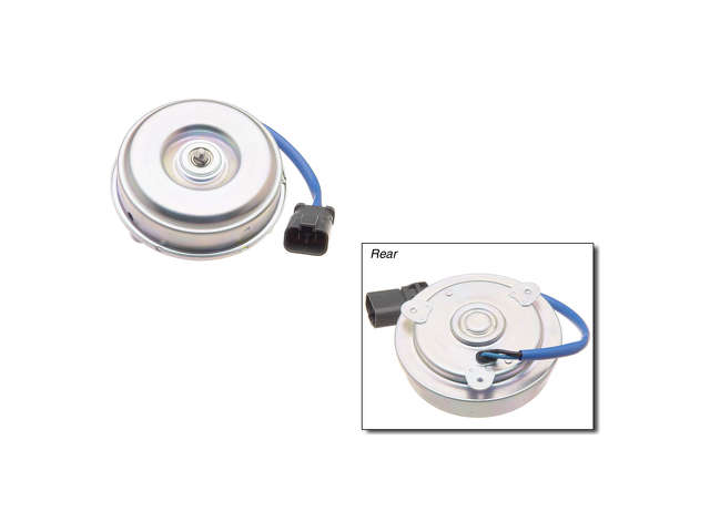 Honda Civic Fan Clutch > Honda Civic AC Condenser Fan Motor