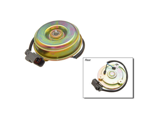 Acura CL Fan Clutch > Acura CL AC Condenser Fan Motor