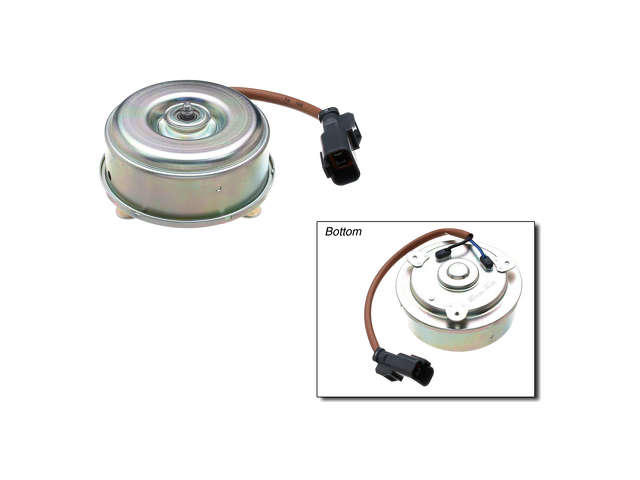 Honda Accord Blower Motor > Honda Accord AC Condenser Fan Motor