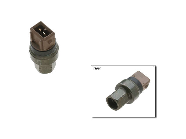 Volvo AC Pressure Switch > Volvo 960 AC Pressure Switch