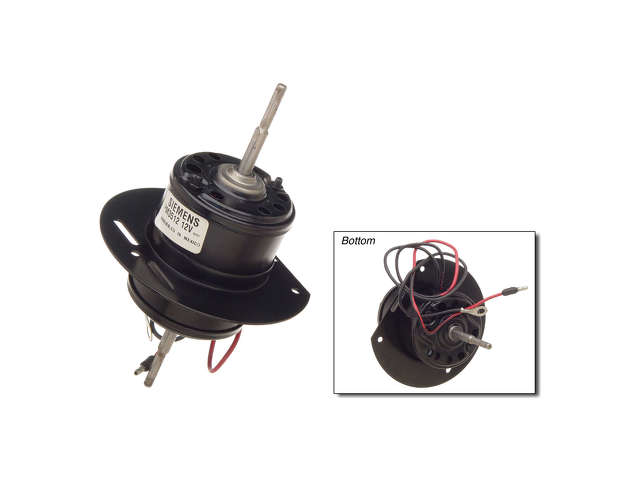 Volvo Blower Switch > Volvo 240 AC Blower Motor