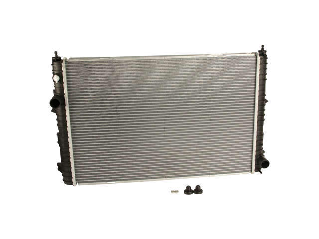 Nissens - Radiator - C2C W0133-1597228-NSS