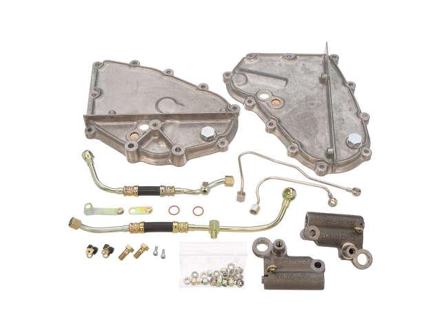Original Equipment - Engine Timing Chain Tensioner Kit - C2C W0133-1597296-OEA