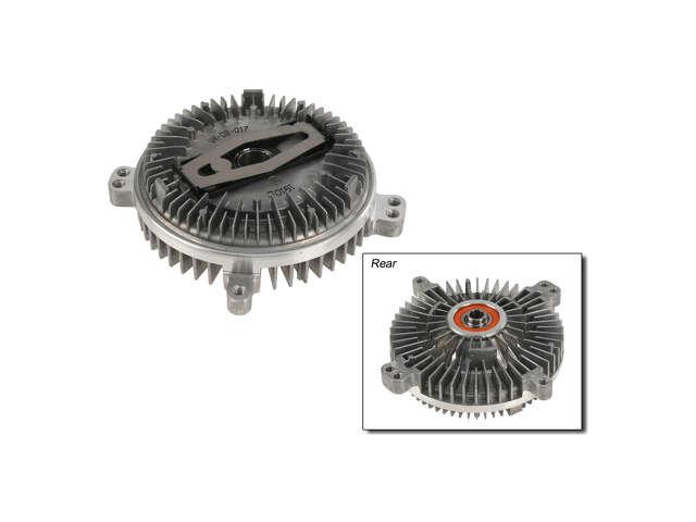 ACM - Engine Cooling Fan Clutch - C2C W0133-1597469-ACM