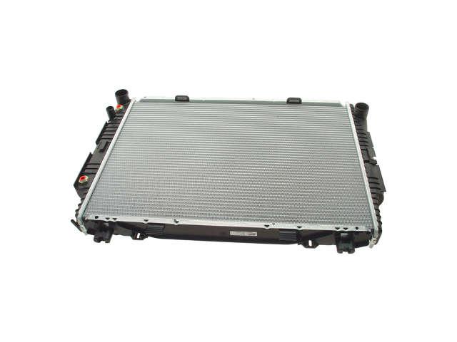 Nissens - Radiator - C2C W0133-1597548-NSS