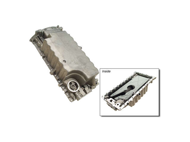 Genuine - Engine Oil Pan - C2C W0133-1597557-OES