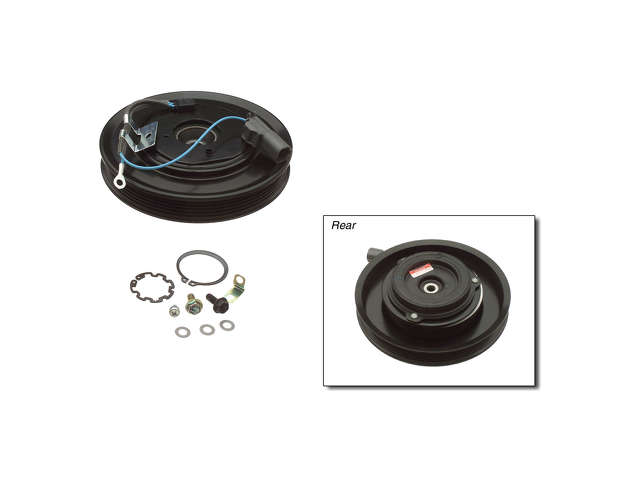 DODGE-RAM-AC-REPAIR-KIT-NEW-COMPRESSOR-1996-2001- | eBay