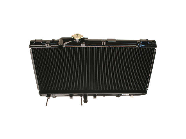FBS - Koyo Cooling Copper Core Radiator Metal / Auto Trans - B2C W0133-1606017-KCS