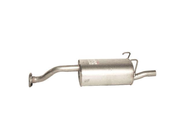 Bosal - Exhaust Muffler - C2C W0133-1606134-BSL