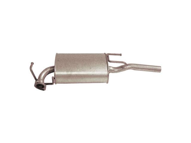 Bosal - Exhaust Muffler - C2C W0133-1607344-BSL