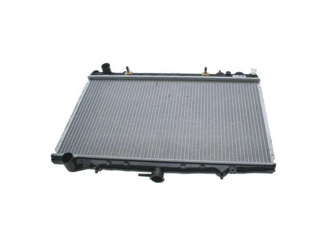 FBS - Koyo Cooling Aluminum Core Radiator Plastic Tank - B2C W0133-1607734-KCS