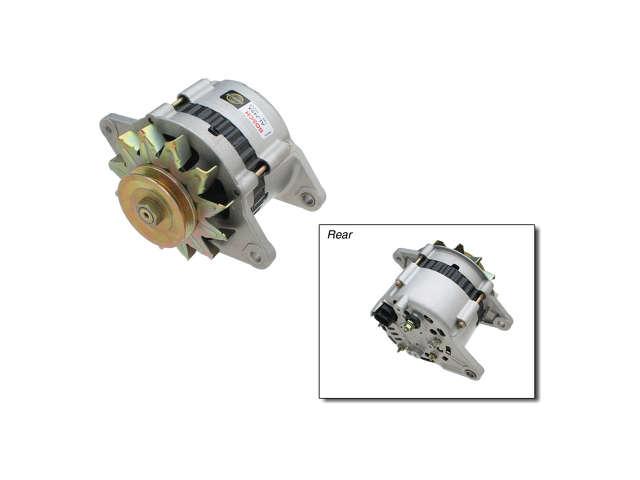 FBS - Bosch Remanufactured Alternator 50 Amp - B2C W0133-1609393-BOS