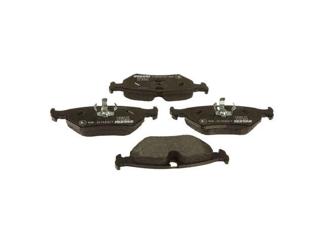 FBS - Textar OE Formulated Brake Pad Set w/ Shims - B2C W0133-1609495-TEX