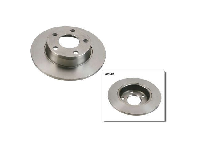 FBS - Pilenga High Carbon Brake Disc (Rear) - B2C W0133-1610854-PIL