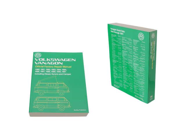 Bentley - Repair Manual - C2C W0133-1612043-BNT