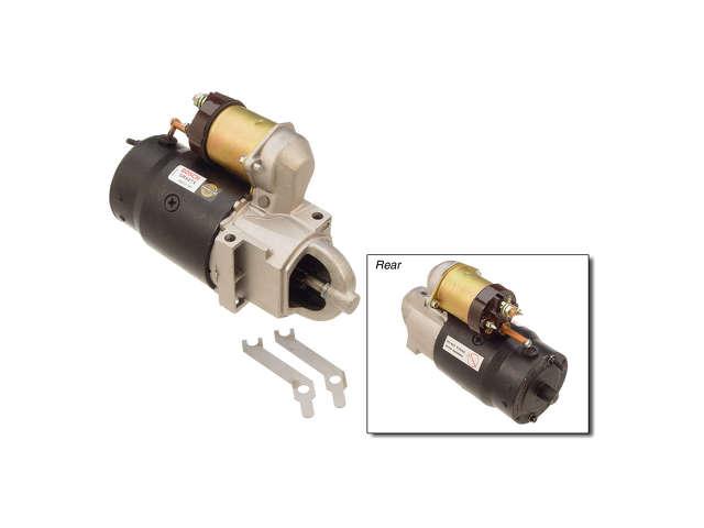 FBS - Bosch Remanufactured Starter - B2C W0133-1612053-BOS