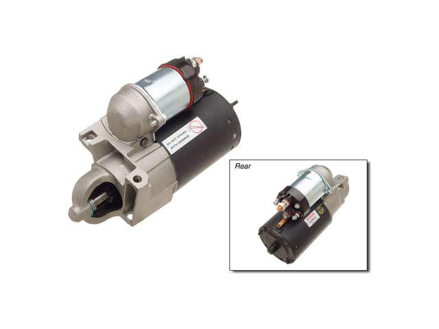 FBS - Bosch Remanufactured Starter - B2C W0133-1612460-BOS