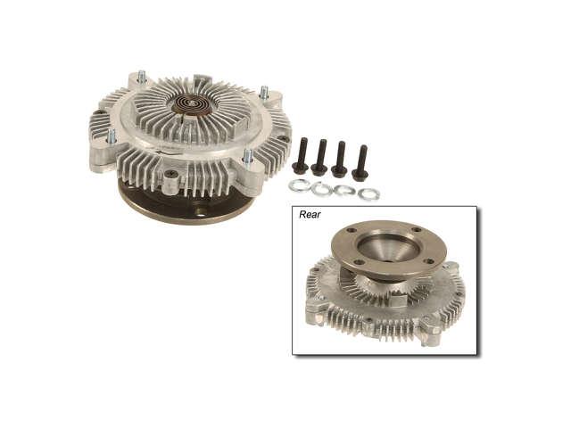 FBS - GMB Fan Clutch - B2C W0133-1613606-GMB