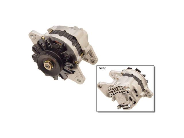 FBS - Bosch Remanufactured Alternator 50 Amp - B2C W0133-1613877-BOS