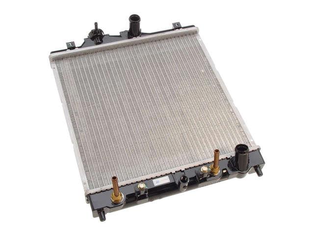 FBS - CSF Aluminum Core Radiator 1 Row Plastic Tank - B2C W0133-1614267-CSF