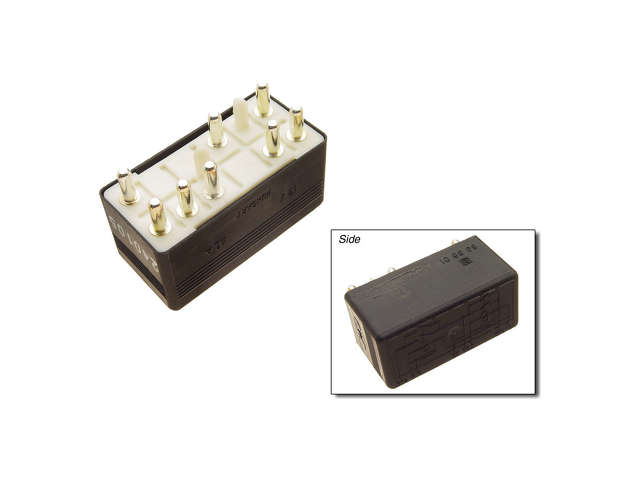 Stribel - Auxiliary Engine Cooling Fan Relay - C2C W0133-1615159-STR