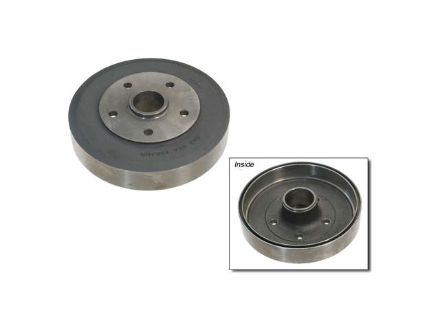 FBS - Brembo Brake Drum (Rear) - B2C W0133-1616958-BRE