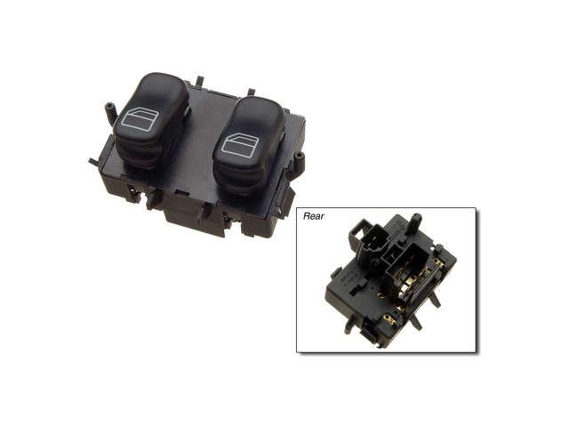 Mercedes a 1638203110 window switch ml w163 for 2000 mercedes benz ml320 window switch
