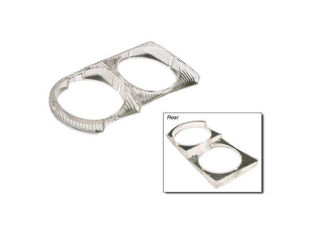FBS - APA/URO Parts Headlight Cover - B2C W0133-1617798-APA
