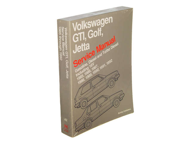 Bentley - Repair Manual - C2C W0133-1618703-BNT