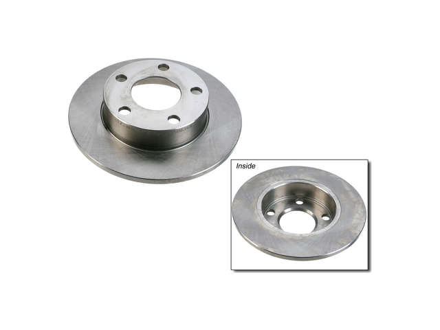 FBS - Balo Coated Brake Disc (Rear) - B2C W0133-1619282-BAL