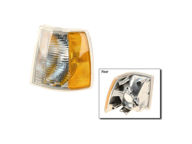 FBS - Professional Parts Sweden Turn Signal Light w/o Bulb & Holder (Left) - B2C W0133-1621195-PPS