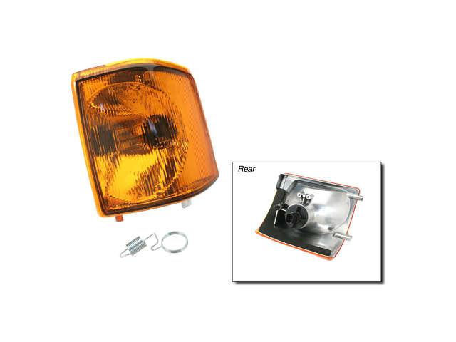 FBS - Allmakes 4X4 Turn Signal Light (Front Left) - B2C W0133-1622831-AMR