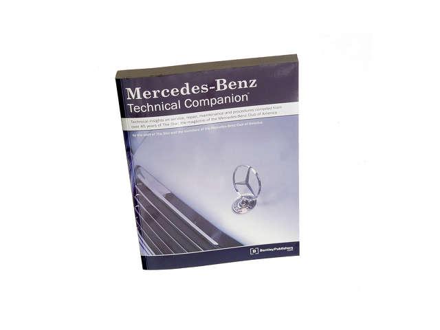 FBS - Bentley Bentley Book MB Technical Companion - B2C W0133-1623528-BNT