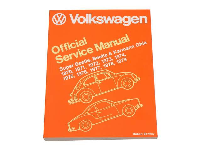 Bentley - Repair Manual - C2C W0133-1623686-BNT