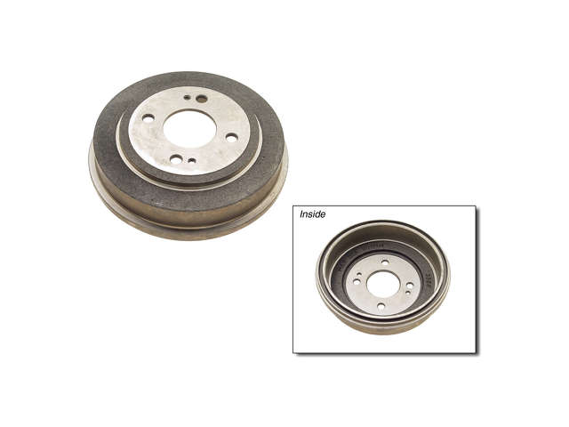 FBS - Brembo Brake Drum (Rear) - B2C W0133-1624781-BRE