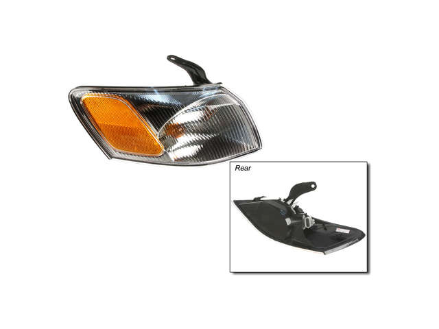 FBS - VAIP - Vision Lighting SAE/DOT Approved Turn Signal Light - B2C W0133-1627680-VSN