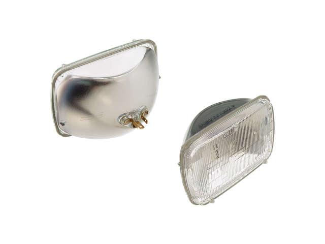 FBS - Osram/Sylvania SilverStar Halogen Sealed Beam Bulb - Headlight - B2C W0133-1628061-OSR