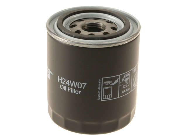 FBS - Hengst Spin-On Oil Filter Short Filter - B2C W0133-1630373-HEN