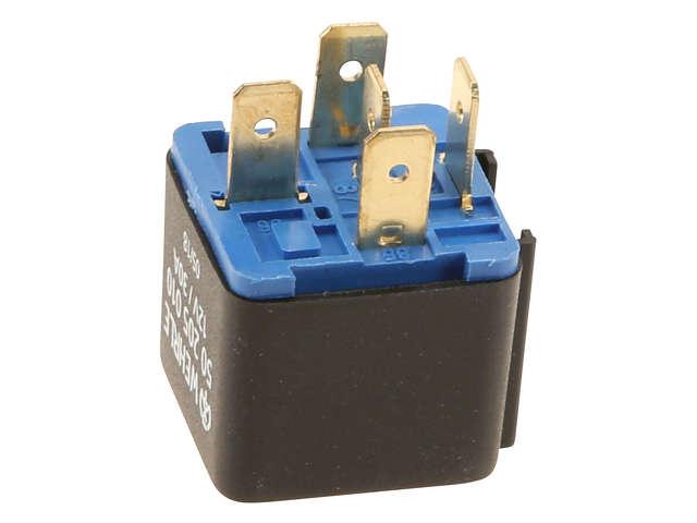 FBS - Original Equipment Fuel Pump Relay Wehrle - 5 Pin - B2C W0133-1632629-OEA