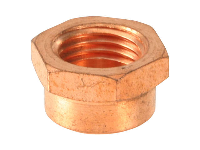 FBS - HJS Catalyst Cap Nut - B2C W0133-1633674-HJS