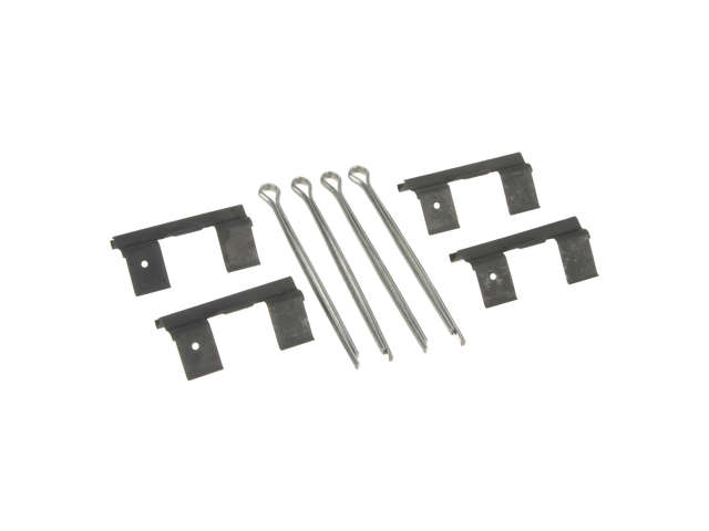 FBS - ALLMAKES 4X4 Brake Hardware Kit - B2C W0133-1635941-AMR