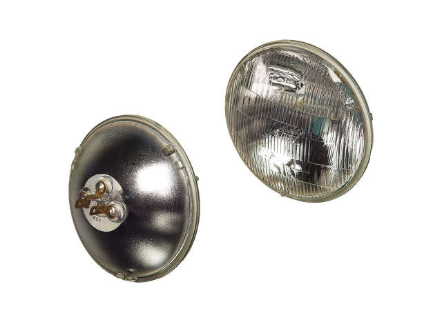 FBS - Osram/Sylvania Basic Halogen Sealed Beam Bulb - Headlight 55w (Low Beam) - B2C W0133-1637953-OSR