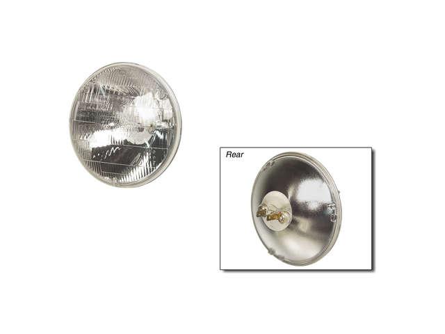 FBS - Osram/Sylvania Basic Halogen Sealed Beam Bulb - Headlight 65w - B2C W0133-1638059-OSR