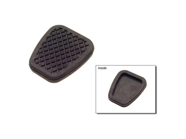 Genuine - Brake Pedal Pad - C2C W0133-1640010-OES